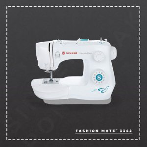 mesin jahit singer fashion mate 3342