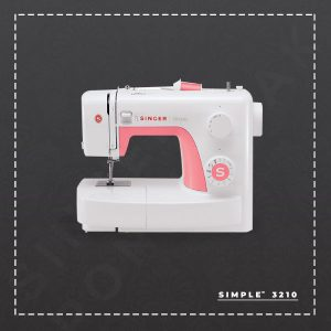 mesin jahit singer Simple™ 3210
